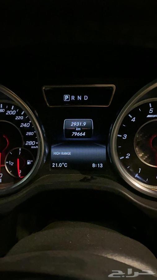 جي كلاس 2017 g63 للبيع