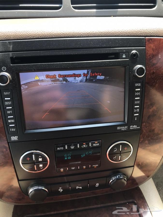 تاهو LTZ موديل 2014 لؤلؤي بطاقة جمركية