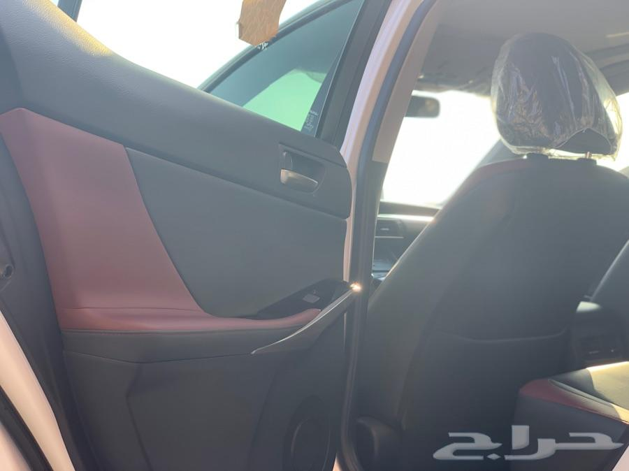 لكزس IS 200 T 2017 سعودي ممشى 27 الف فقط