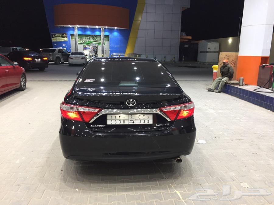 الرياض -   كامري المديل 2017