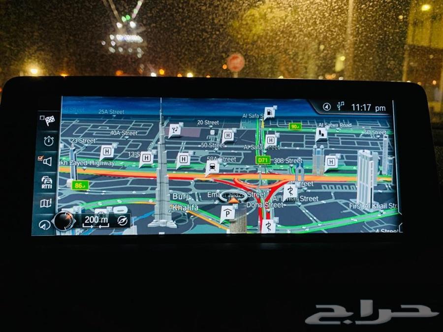 برمجة مميزات CarPlay BMW احدث خرائط 2020