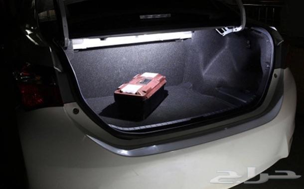 اضاءه ليد لداخلية السياره وفلشر