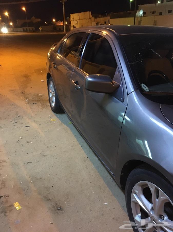 سيارة فيوجن 2012