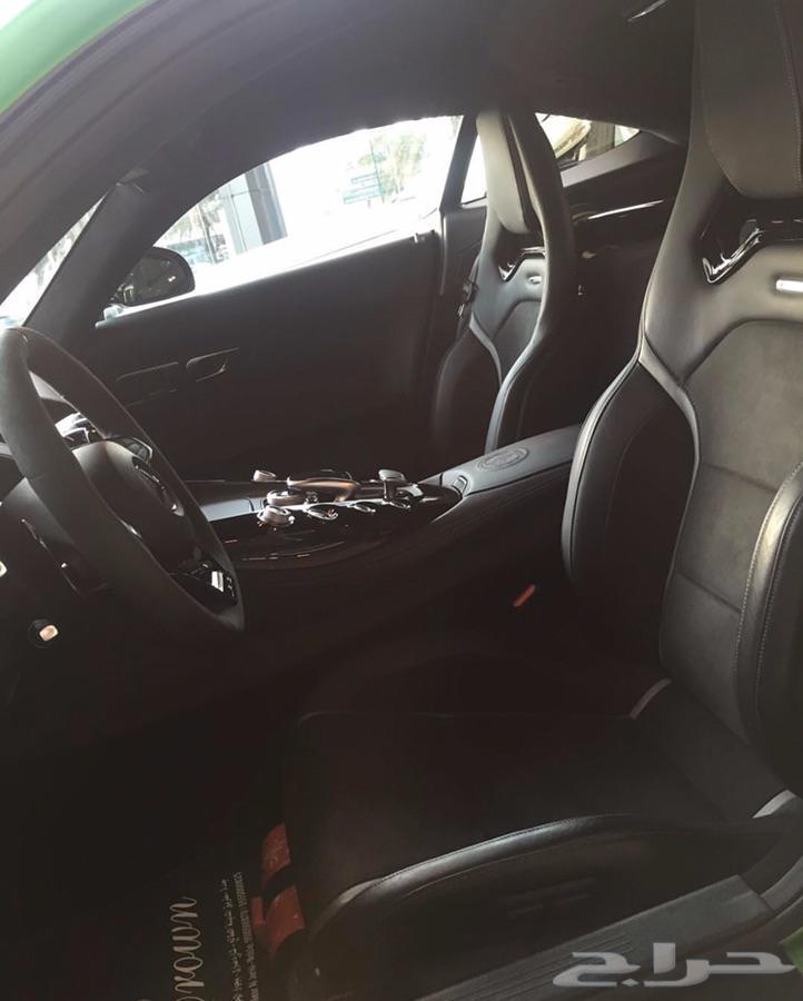 مرسيدس AMG GTR