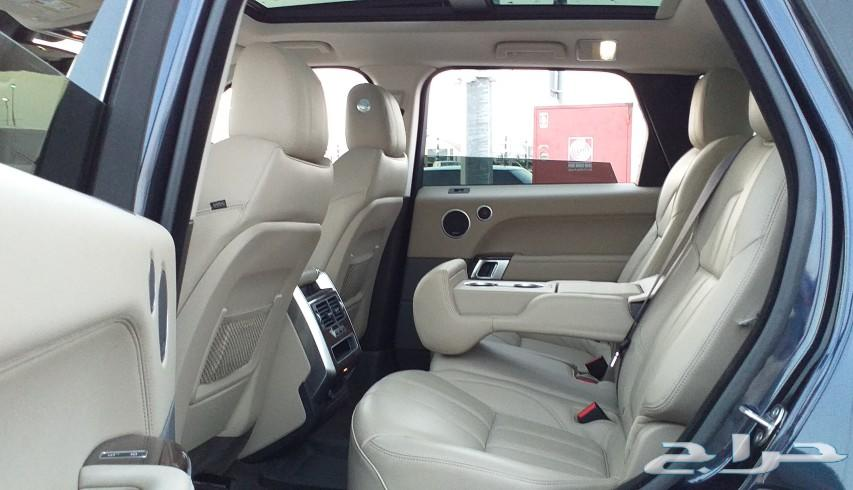 رنج روفر سبورت 2015 كت SVR - تم البيع -