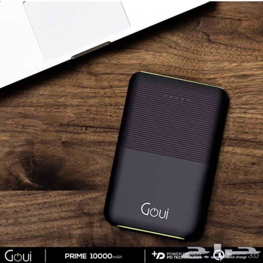 شواحن متنقلة معتمدة من شركة Goui