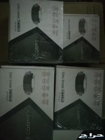 فحمات قماشات سيراميك لكزس LS460
