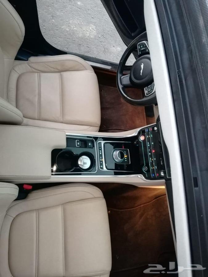 جاكور xe على الضمان 2016 سعودي