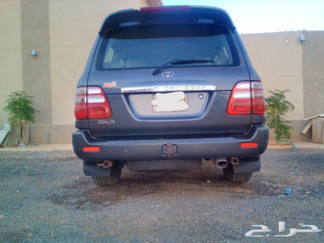 للبيع لاندكروزر 2005 V6 GXR