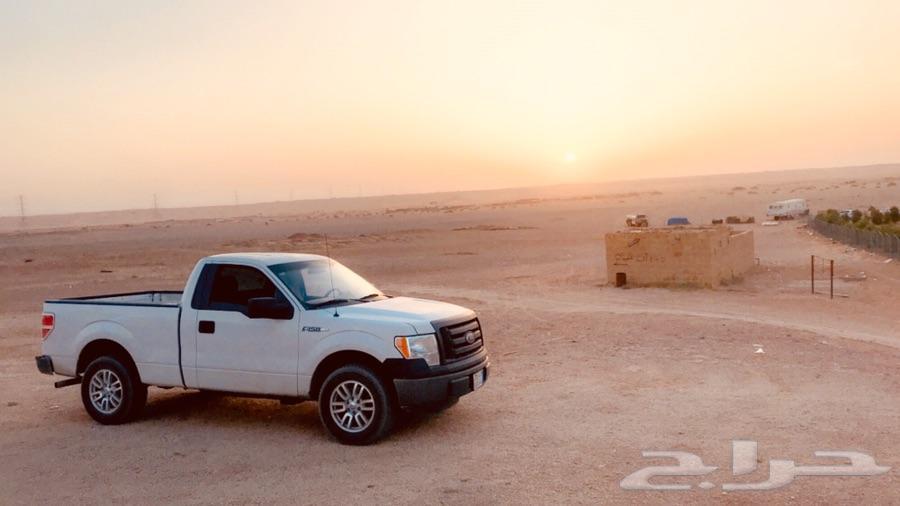الرياض - فورد حوض F150  موديل 2011