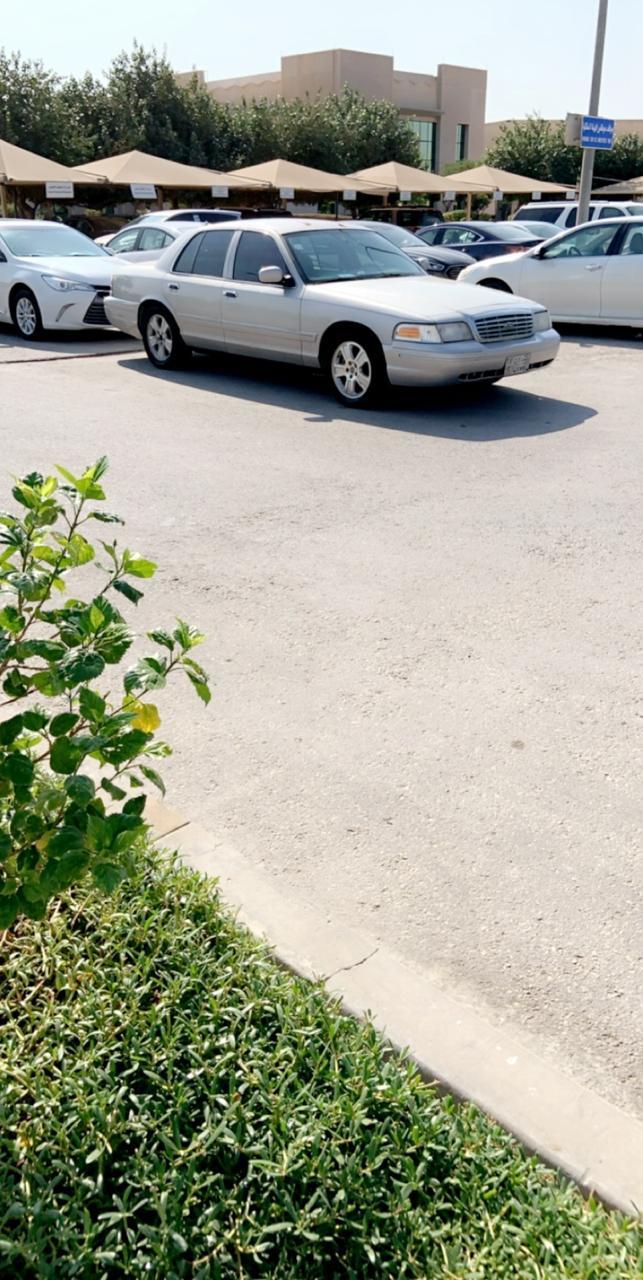 فورد فكتوريا 2007 نظيف منوة المستخدم