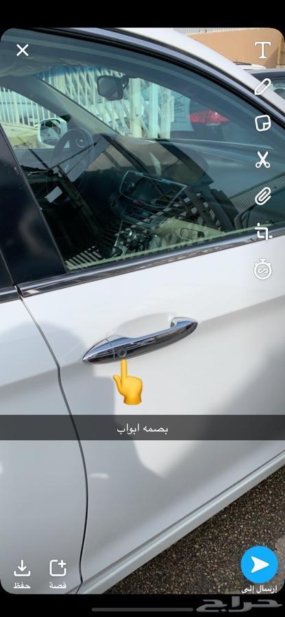 هوندا اكورد 2015 6 سلندر خليجي ( تم البيع )