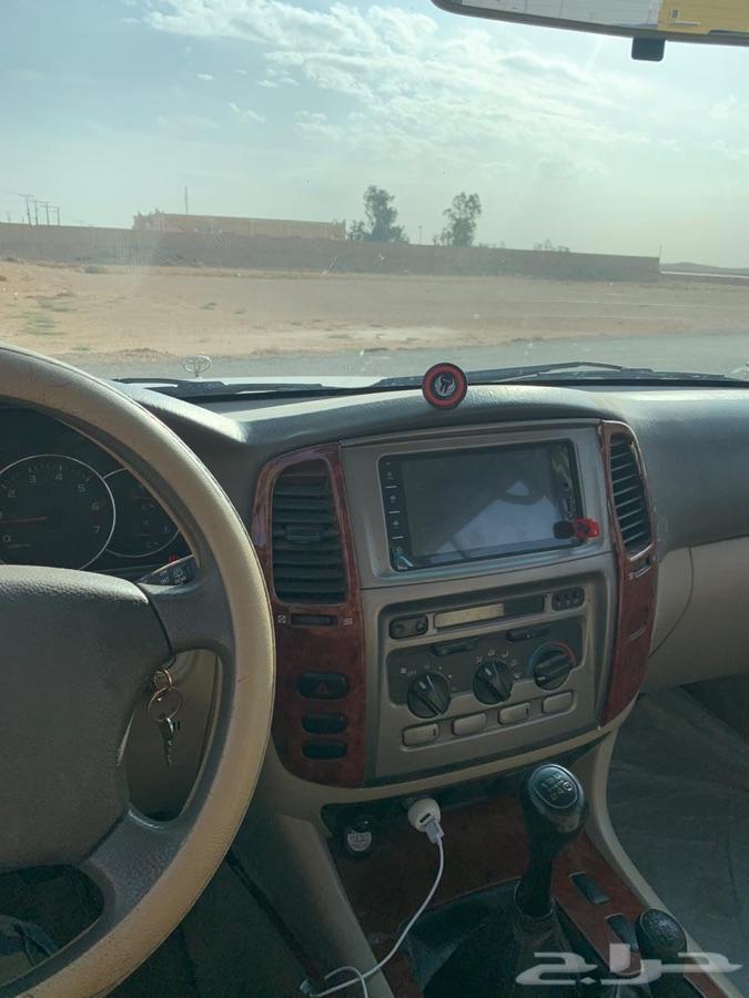 جيب لاند كرومر 2004 GXR