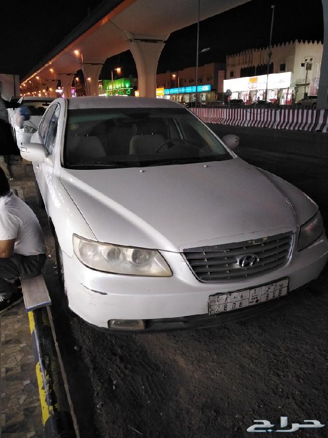 الرياض - ازيرا 2010 فحص جديد
