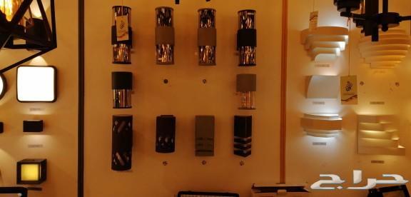 ادوات كهربائيةومفاتيح وافياش ولمبات و إنارة