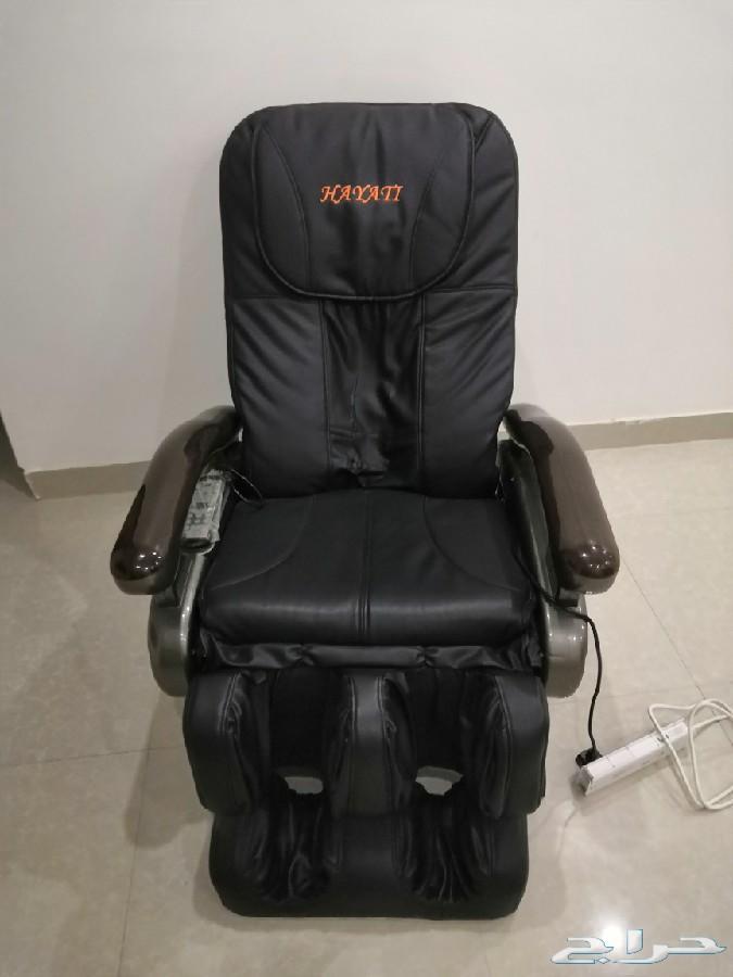 للبيع كرسي مساج