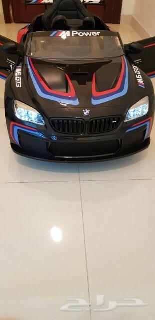 سيارة اطفال BMW