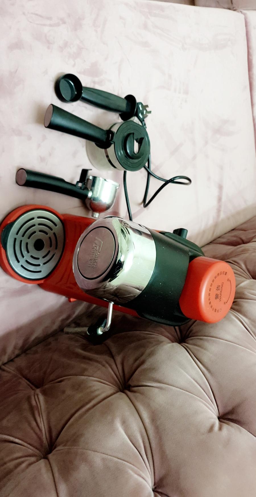 مكينة صنع القهوة من Fxunshi بتصميم عملي مبتكر