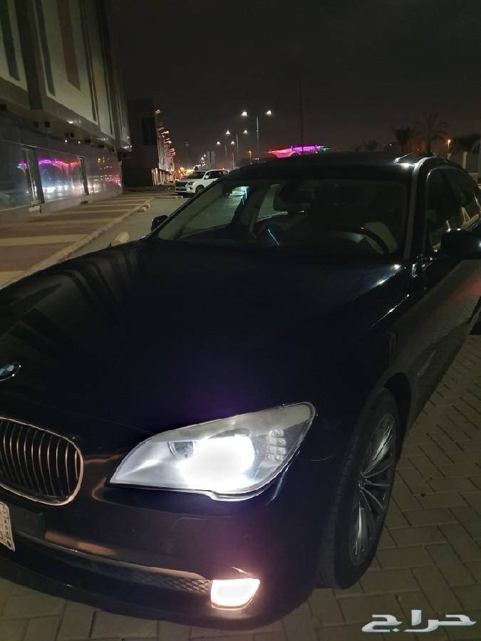 BMW 2012 730il للبيع