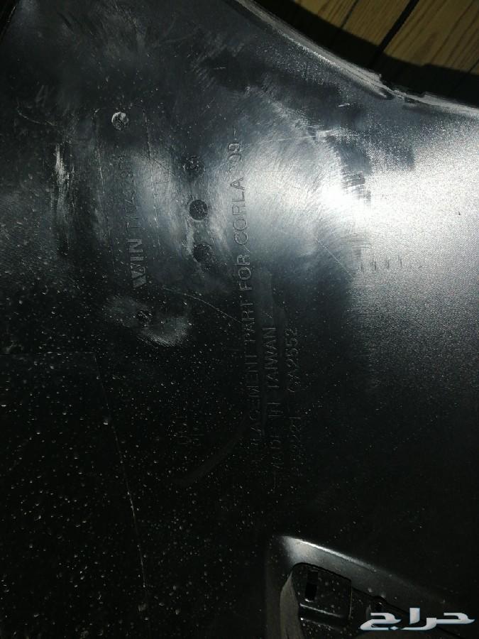 صدام كرولا من موديل 2008 الئ 2010