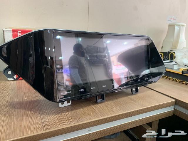 جديد شاشة سوناتا 2020 اندرويد بحجم الوكاله