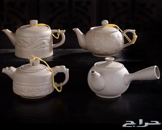براد شاي مصنع يدوي من الحجر