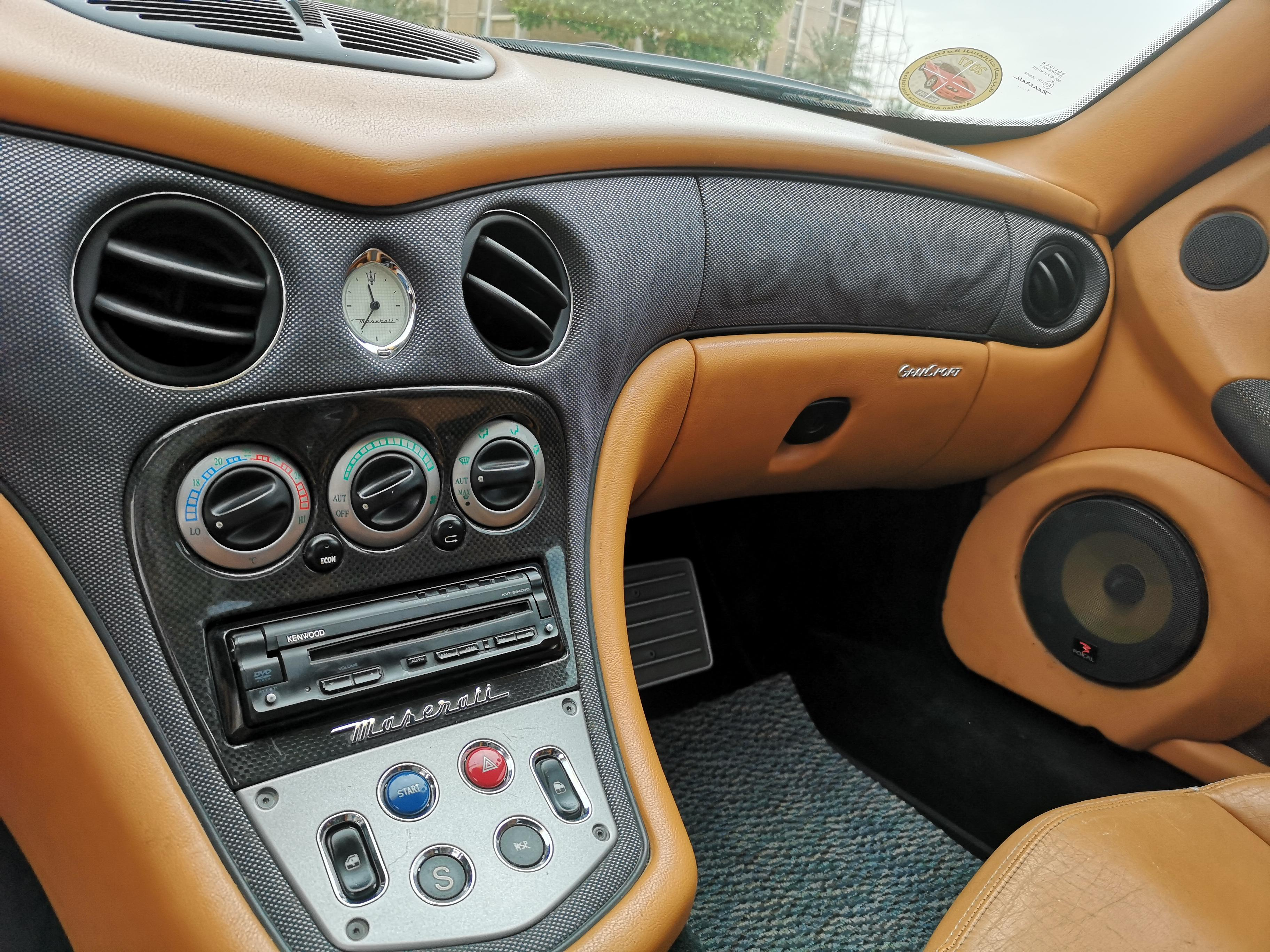Maserati gransport 2007