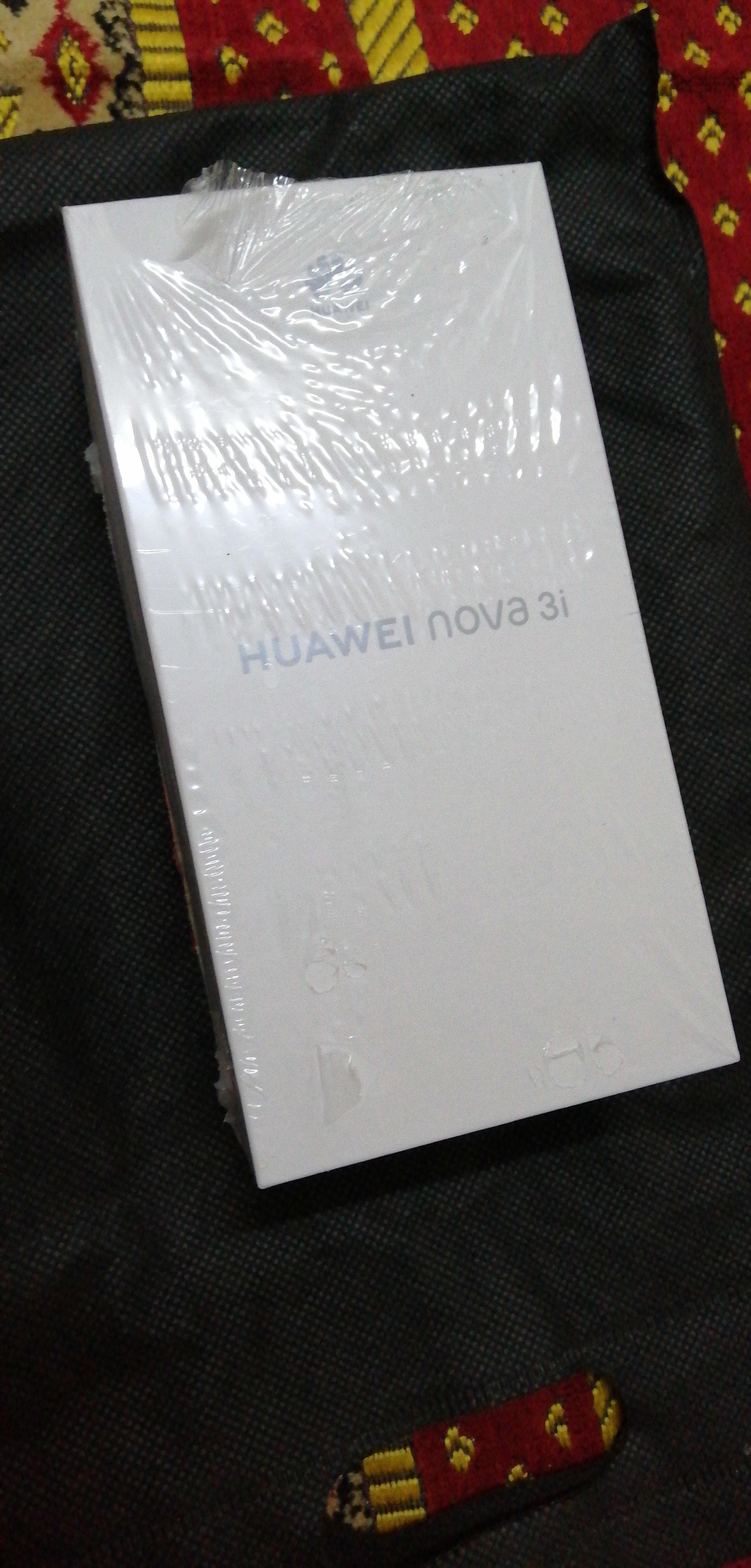 جوال هواوي نوفا 3i   تم البيع