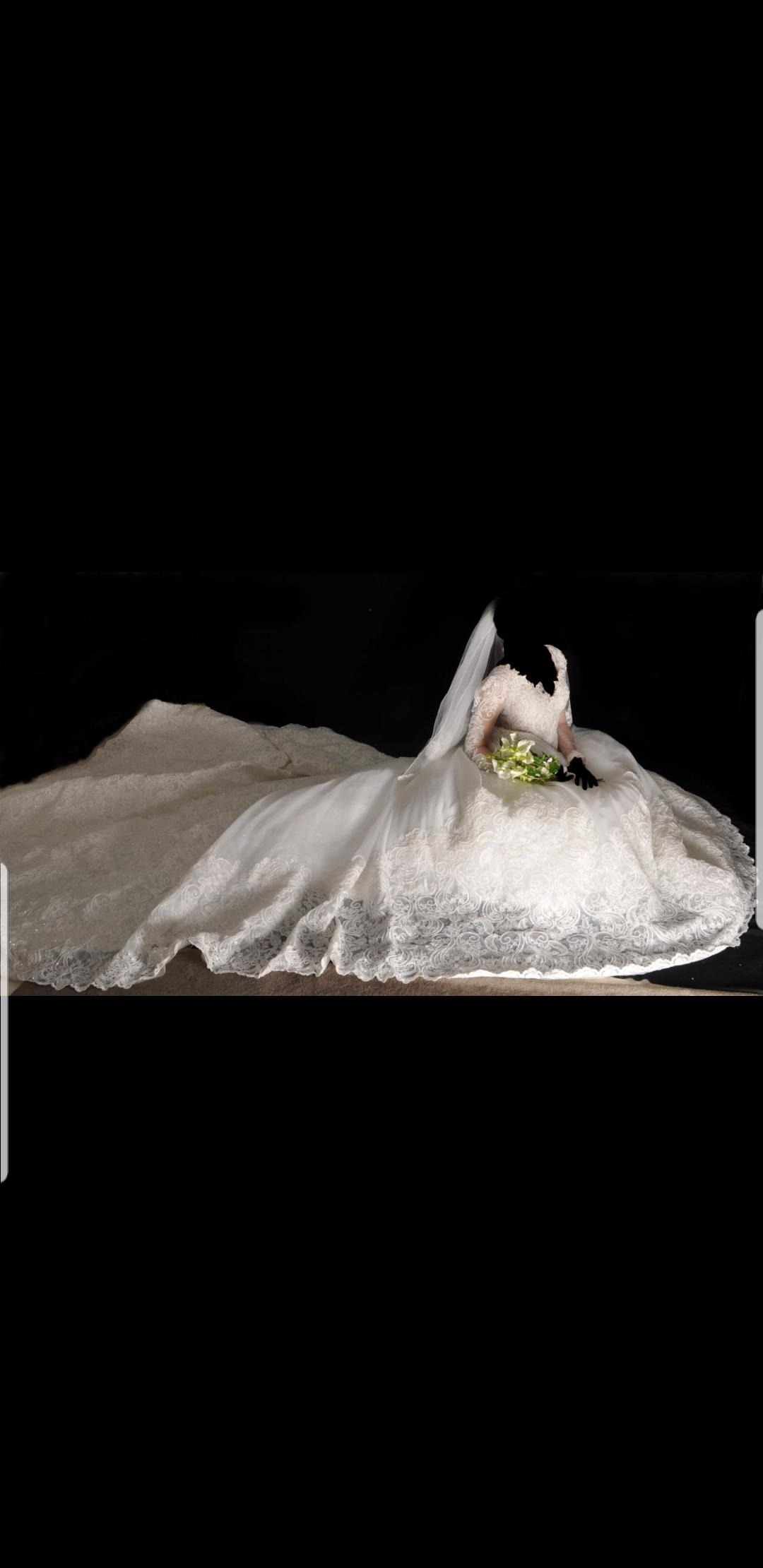 فستان فرح للبيع   الايجار