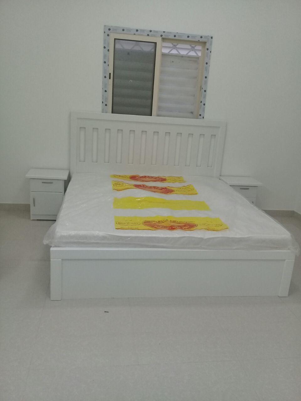 غرف نوم وطني جديده الوان مختلفه السعر1800ريال