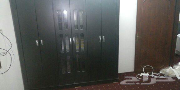 غرف نوم وطني جديد ست قطع 1700ريال