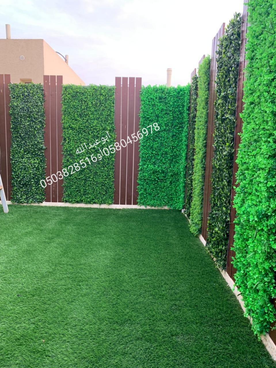 تنسيق حدائق وإستراحات وأسطح