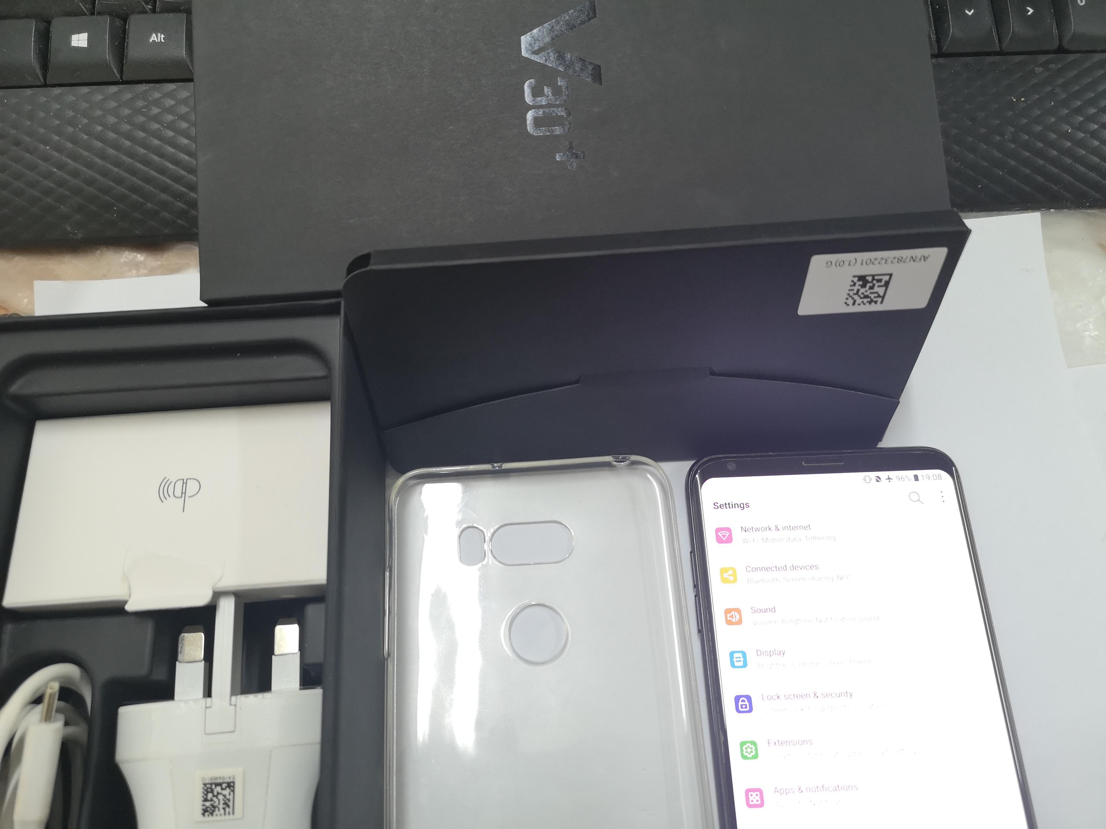 ال جي في plus 30 V بلس اخو الجديد LG