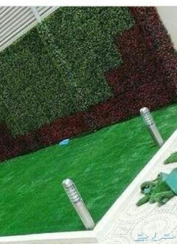 تنسيق وتصميم الحدائق المنزليه