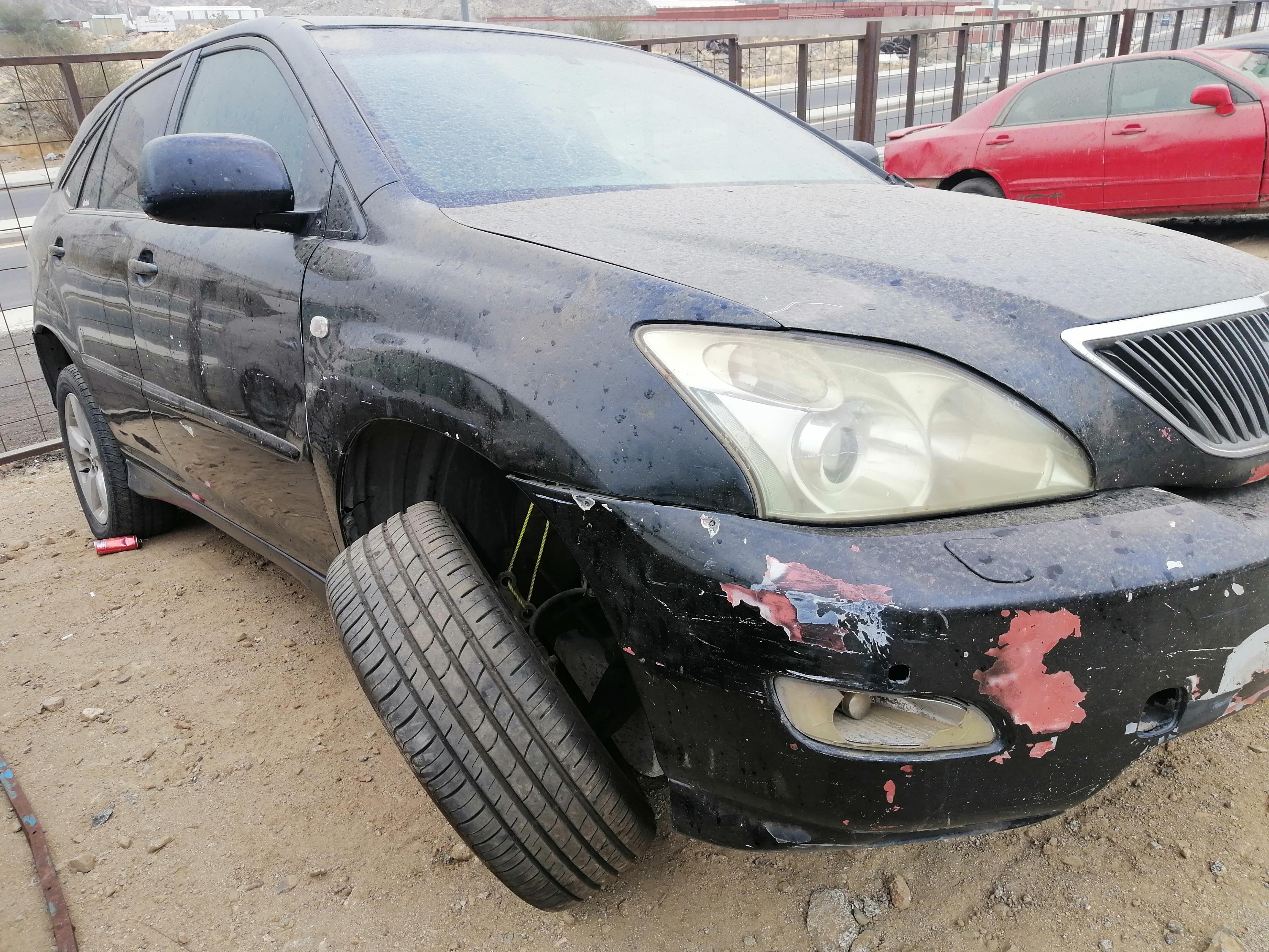 لكزز RX 2005 تشليح قطع غيار