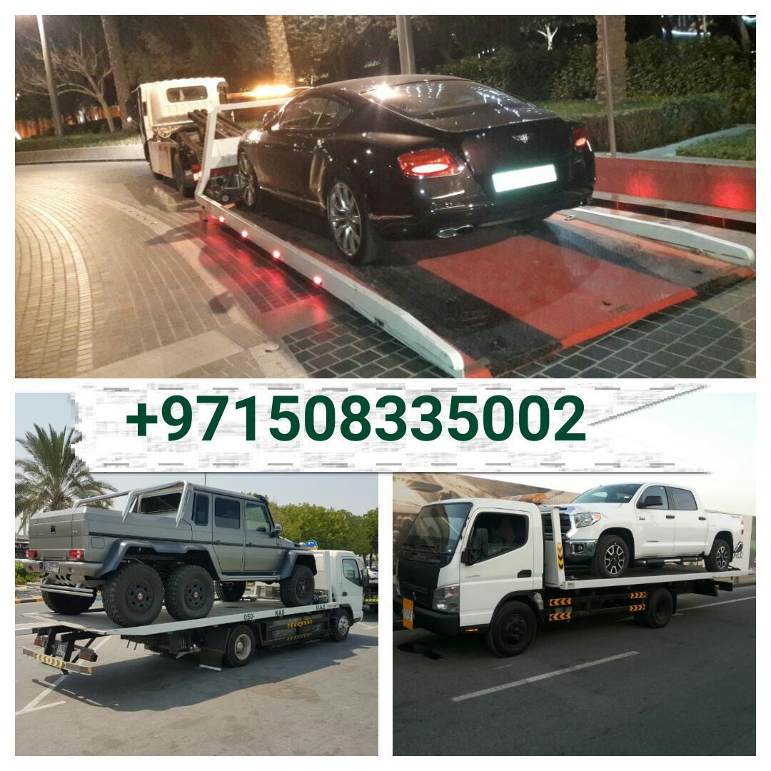 سطحات دبي للنقل سيارات إلى السعودية وبلعكس