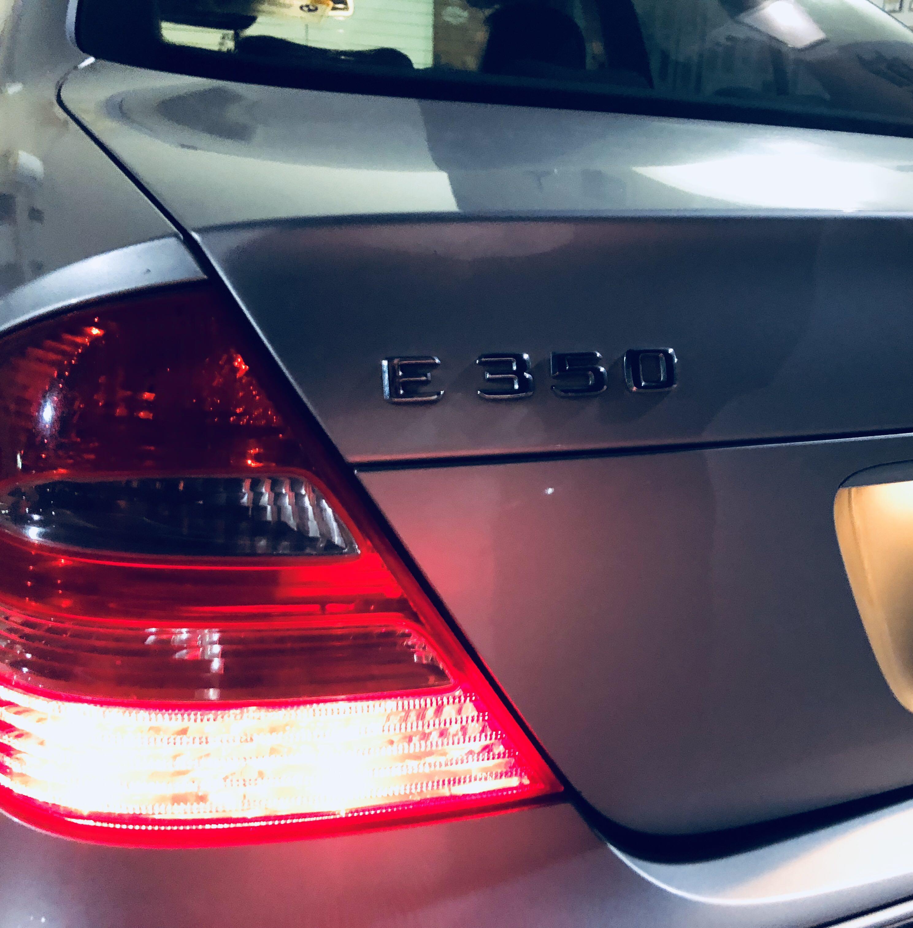 للبيع مرسيدس E350 فل كامل