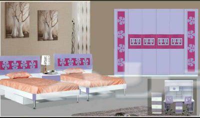 غرف نوم اطفال فخمة مقاس الكبير مميزة سريرين