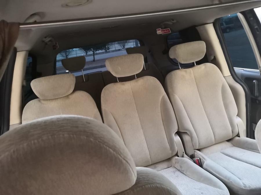 سياره كيا كرنفال 8راكب 2013 عداد 175000