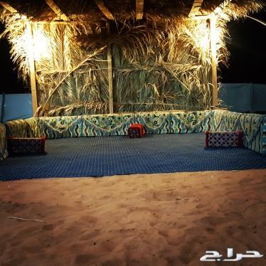 عرض مخيم للإيجار في نفود المزاحمية