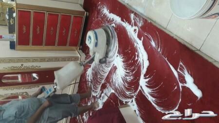 شركة  تنظيف كنب موكيت خزانات شقق فلل استراحا\n