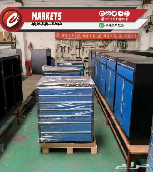 استيراد معدات ورش من الصين
