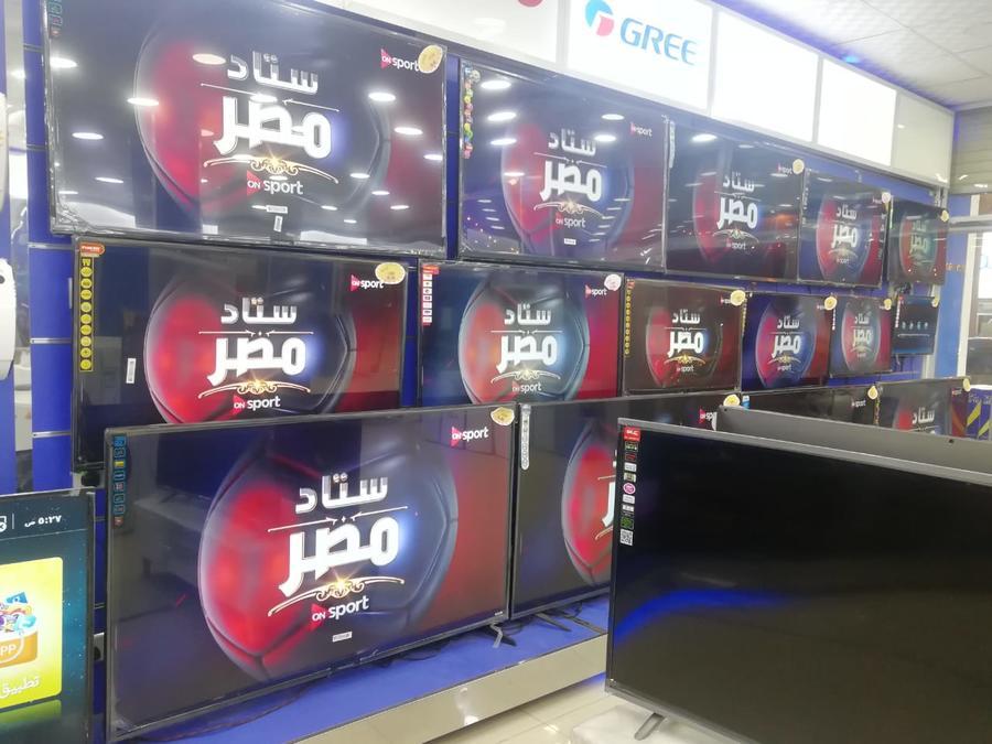 شاشات TITسمارت واي فاي فل HDو4k