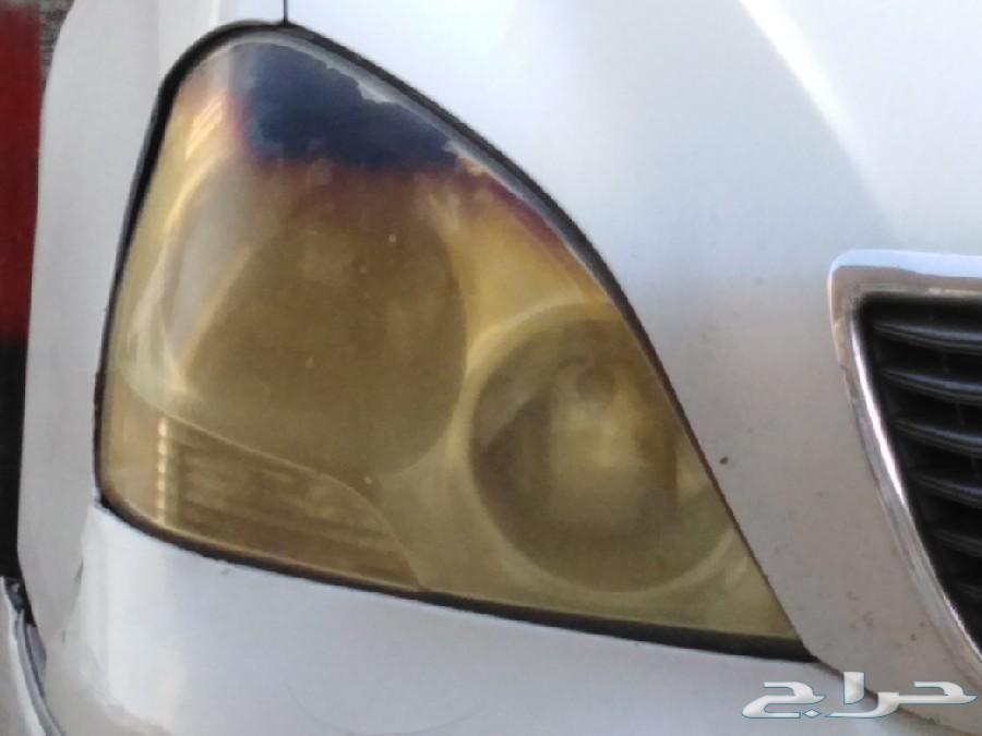 تلميع السيارات الرمله
