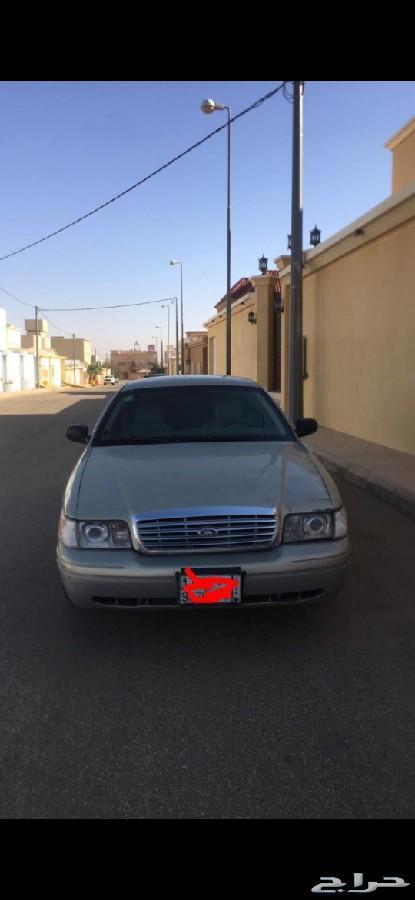 فورد فكتوريا للبيع موديل 2008 nسعودي