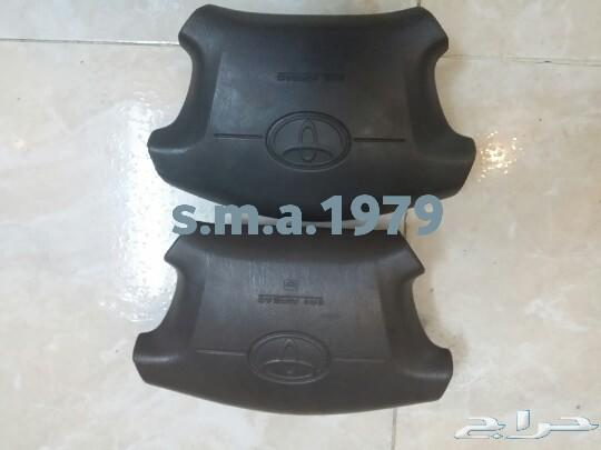 ايرباق بيج ورصاصي لكامري 98 الي 2002
