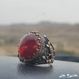 خواتم عقيق يمنيه