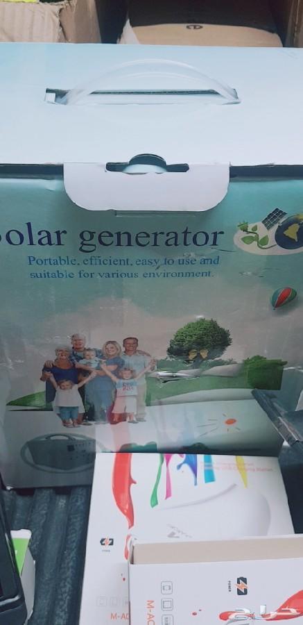 طاقة شمسية  كشافات  مبخرة أحلام نجران شرورة