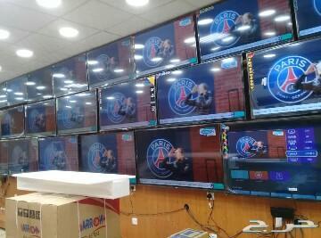شاشات تلفزيون سمارت 4k واي فأي