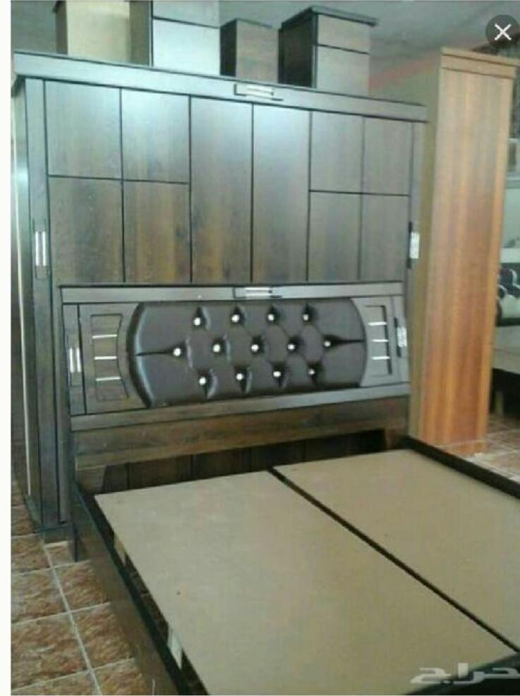 يوجدعروض تخفيض غرف نوم 6قطع السعر 1800